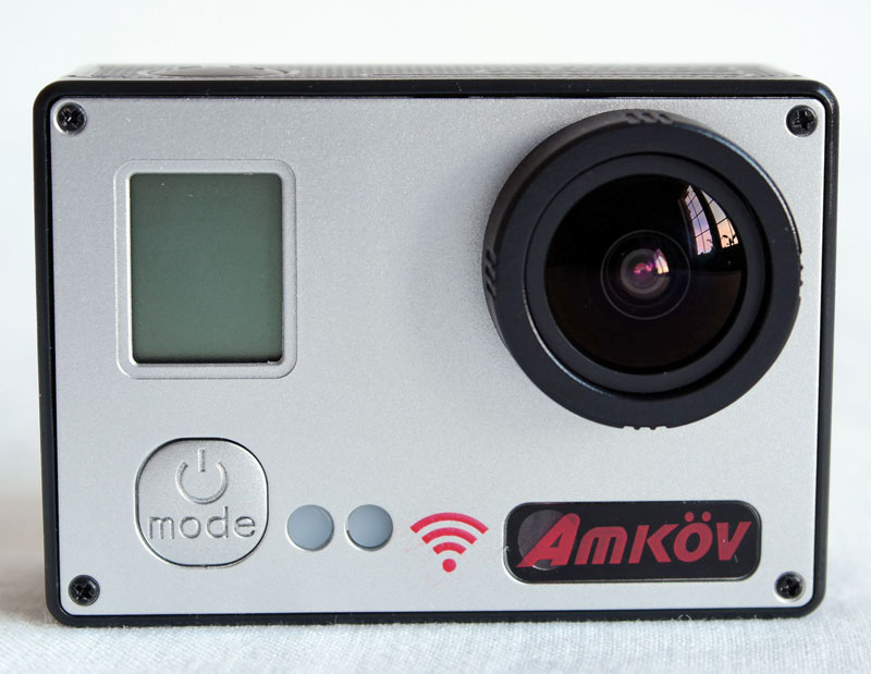 Amkov Action Camera